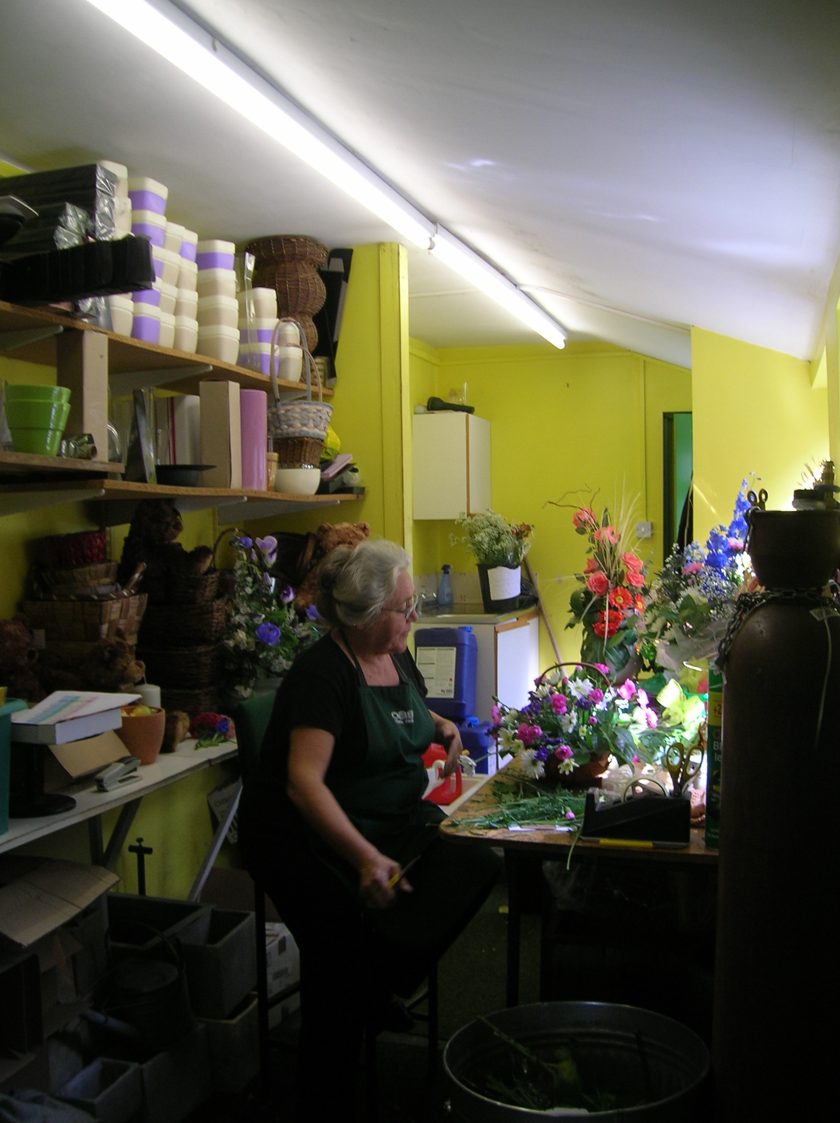 Flower Shop of the Year 128 Suzanne